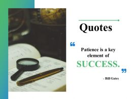 Quotes Demand Success K10 Ppt Powerpoint Presentation Styles Styles