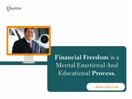 Quotes Financial M2491 Ppt Powerpoint Presentation Infographics Graphics