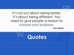 Quotes L1908 Ppt Powerpoint Presentation Professional Aids