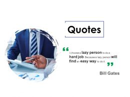 Quotes Management L1180 Ppt Powerpoint Presentation Styles Icons