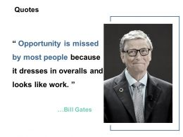 Quotes Opportunity F207 Ppt Powerpoint Presentation Pictures Design Inspiration