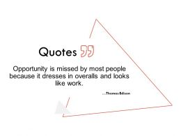 Quotes Opportunity H179 Ppt Powerpoint Presentation Professional Brochure