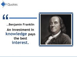 Quotes Powerpoint Slide Backgrounds