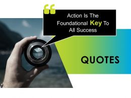 Quotes Powerpoint Slide Presentation Examples