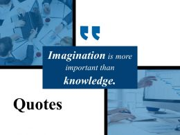 Quotes Powerpoint Slides Template 2