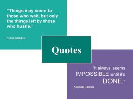 Quotes Ppt Gallery Images