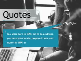 Quotes Ppt Gallery Sample