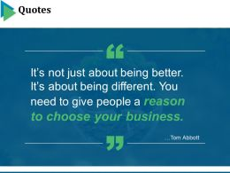 Quotes Ppt Images