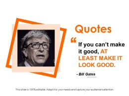 Quotes Ppt Information