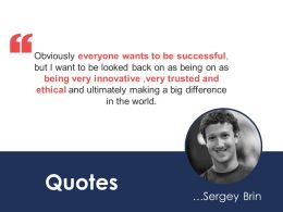 Quotes Ppt Inspiration Template 1