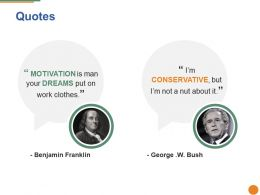 Quotes Ppt Model Inspiration