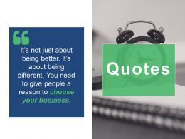 Quotes Ppt Pictures Gallery