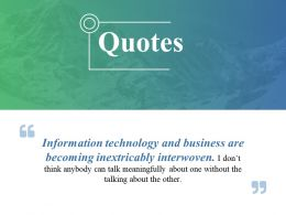 Quotes Ppt Pictures Objects