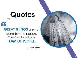 Quotes Ppt Portfolio Background Designs