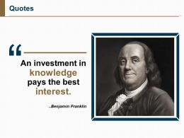 Quotes Ppt Presentation