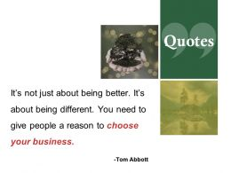 Quotes Ppt Professional Inspiration