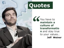 Quotes Ppt Slides Master Slide