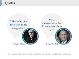 Quotes Ppt Styles Slide Portrait
