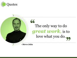 Quotes Ppt Visual Aids Pictures