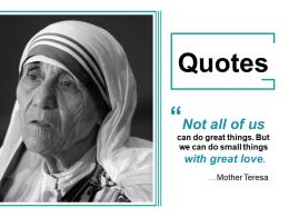 Quotes Ppt Visual Aids Show