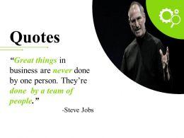 Quotes Presentation Diagrams Template 2