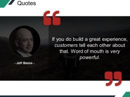 Quotes Presentation Layouts Template 2