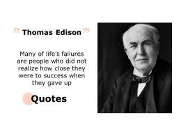 Quotes Success F697 Ppt Powerpoint Presentation Portfolio Influencers