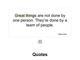 Quotes Team  F297 Ppt Powerpoint Presentation Slides Background Images