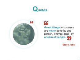 Quotes Team Communication F766 Ppt Powerpoint Presentation Show Files
