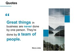 Quotes Team Ppt Powerpoint Presentation Icon