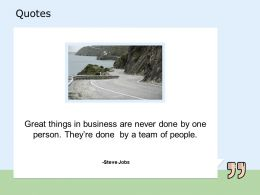Quotes Things H182 Ppt Powerpoint Presentation Show Example File