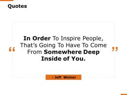Quotes Thought H160 Ppt Powerpoint Presentation Professional Skills