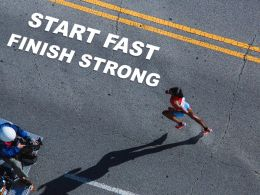 Race Achievements Start Finish Running Athlete
