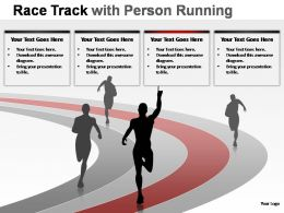 race_track_with_person_running_powerpoint_presentation_slides_Slide01