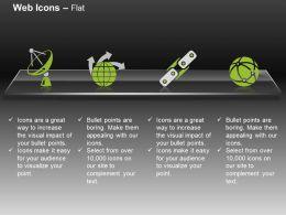 radar_antenna_globe_satellite_communication_ppt_icons_graphics_Slide01