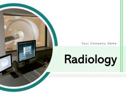 Radiology Institution Medical Individual Conducting Scanning