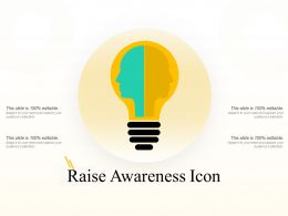 Raise Awareness Icon