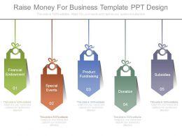 raise_money_for_business_template_ppt_design_Slide01