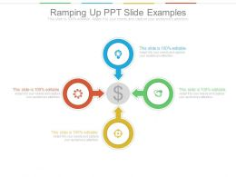 Ramping Up Ppt Slide Examples