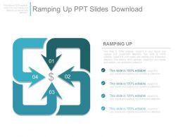 Ramping Up Ppt Slides Download