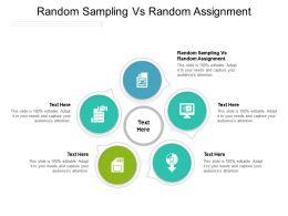 Random Sampling Vs Random Assignment Ppt Powerpoint Presentation Gallery Show