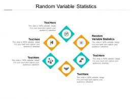 Random Variable Statistics Ppt Powerpoint Presentation Summary Files Cpb