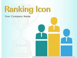 Ranking Icon Customer Competition Winner Competition Hierarchy Podium Downfall Winning