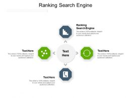 Ranking Search Engine Ppt Powerpoint Presentation Ideas Templates Cpb