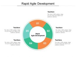 Rapid Agile Development Ppt Powerpoint Presentation Pictures Styles Cpb