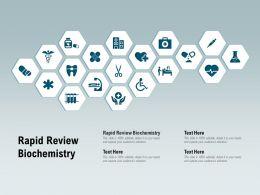 Rapid Review Biochemistry Ppt Powerpoint Presentation Show Portrait