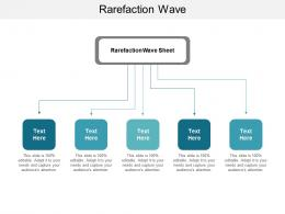 Rarefaction Wave Ppt Powerpoint Presentation Icon Topics Cpb