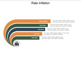 Rate Inflation Ppt Powerpoint Presentation Inspiration Example File Cpb