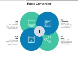Rates Conversion Ppt Powerpoint Presentation Layouts Show Cpb