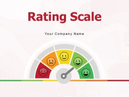 Rating Scale Meter Icon Satisfaction Services Product Quality